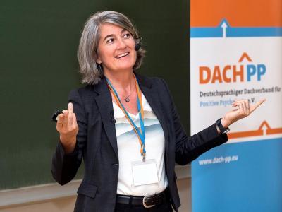Dr Daniela Blickhan Positive Psychologie